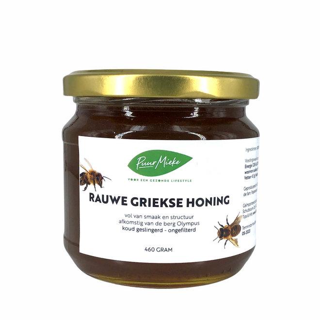 Rauwe Griekse Honing - 460g