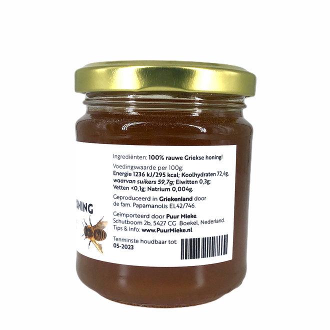 Rauwe Griekse Honing - 250g