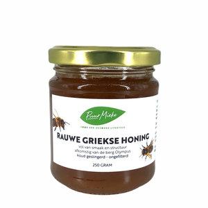 Puur Mieke Rauwe Griekse Honing - 250g