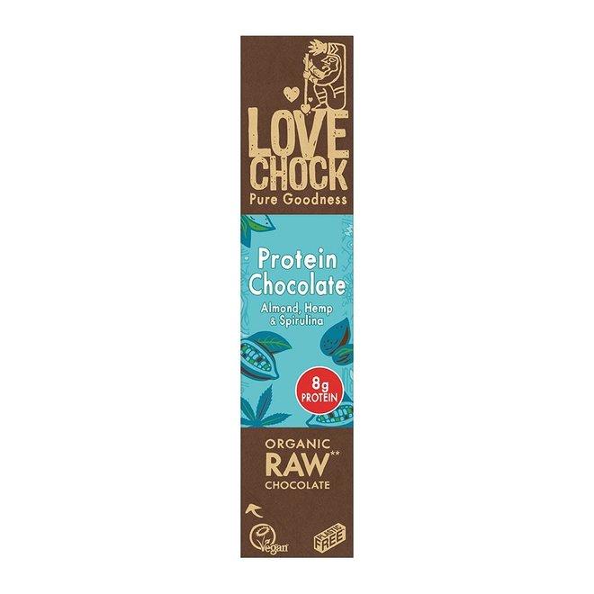 Proteïne Chocolade - 40g - BIO