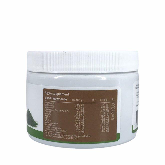Chlorella Poeder - Chlorella sorokiniana - 125g