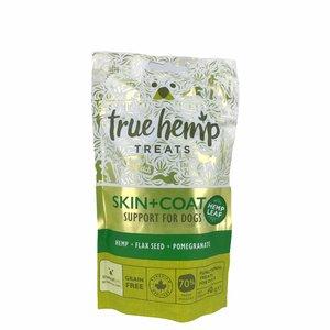 True Hemp Honden Snacks - Huid & Vacht - 50gr