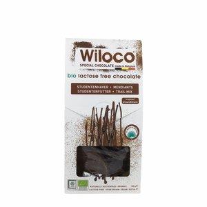 Wiloco Studentenflikken Melk en Puur Mix - 150g - BIO