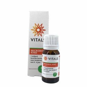 Vitals Microbiol Kind 0-4 jaar 126 druppels