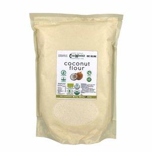 Coco Wonder Biologisch Kokosmeel - 1kg - BIO