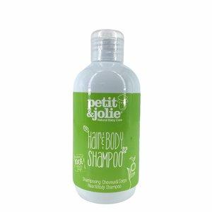Petit & Jolie Baby Haar & Body Shampoo - 200ml