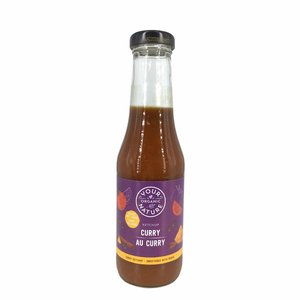 Your Organic Nature Curry Ketchup - 500gr - BIO