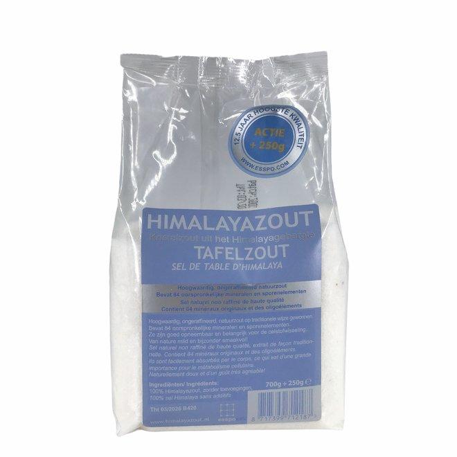 Himalayazout Wit Fijn - 950g