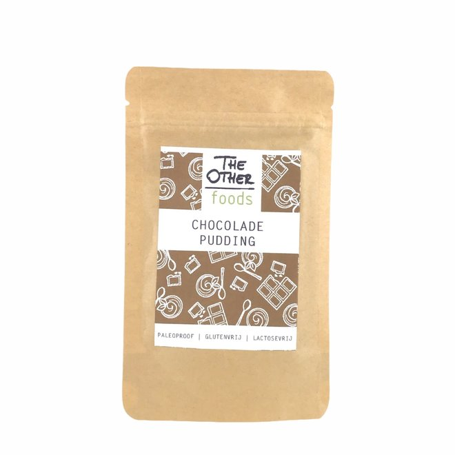 Chocoladepudding - 43g