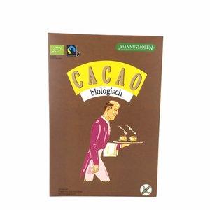 Joannusmolen Cacao poeder 200 Gram - BIO