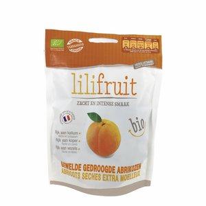 Lilifruit Gewelde abrikozen 150gr