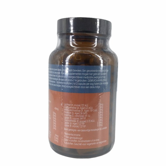Digestive enzyme complex - 100 caps