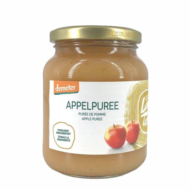 Appelpuree - 360gr-BIO