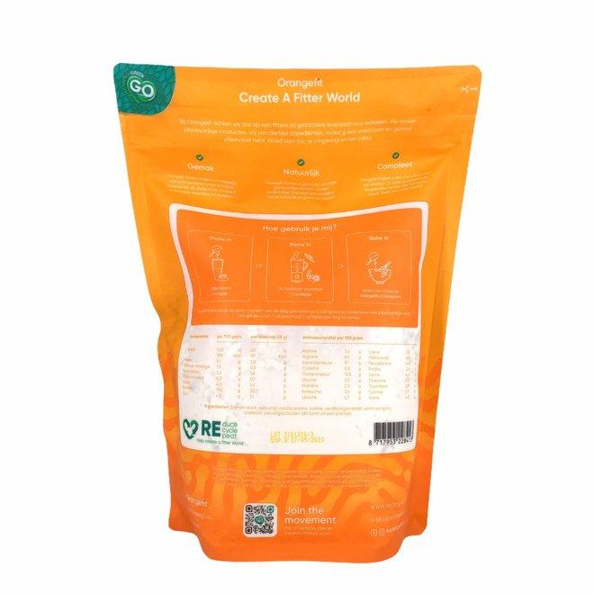 Protein Vanille met zoetstoffen uit Stevia - 1kg