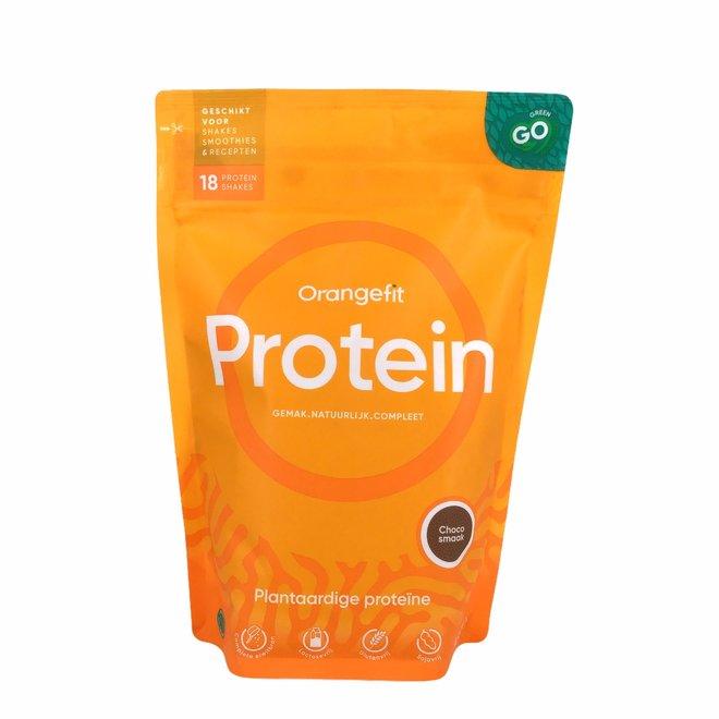 Protein Chocolade met Zoetstoffen uit Stevia - 450g