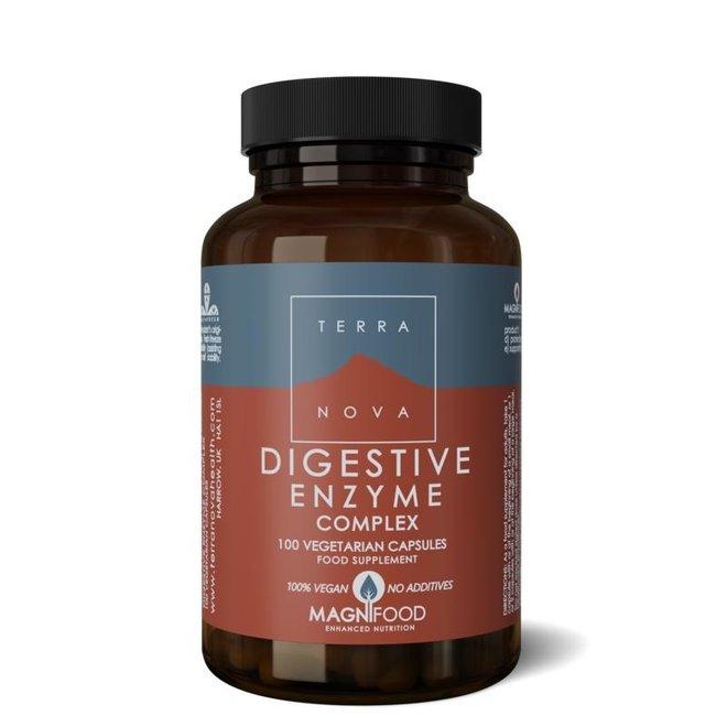 Terranova Digestive enzyme complex - 100 caps