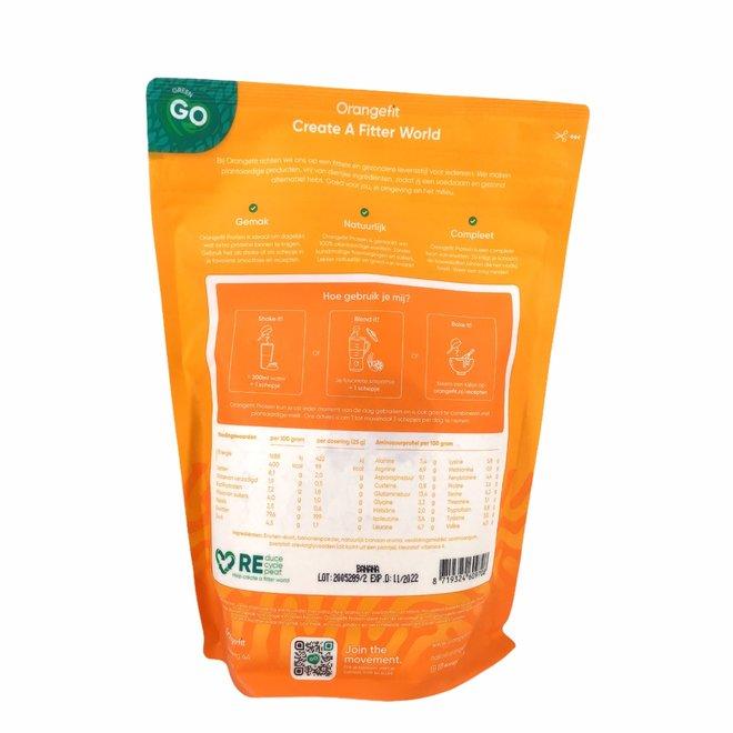 Protein Banaan met Zoetstoffen uit Stevia - 450g