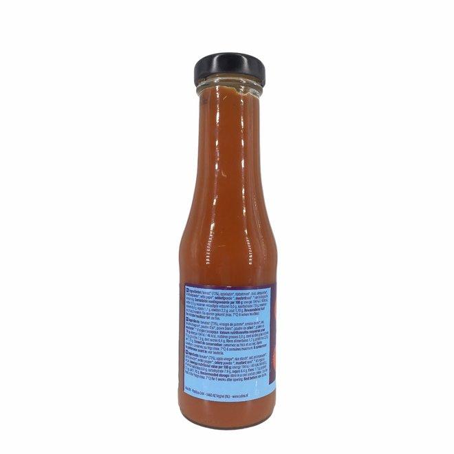 Tomatenketchup ongezoet 345g - BIO