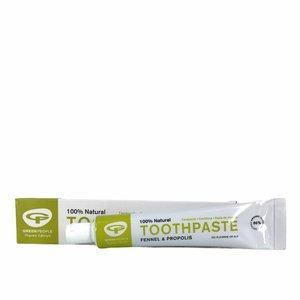 Green People Organic Lifestyle Fennel & Propolis Tandpasta  - 50ml