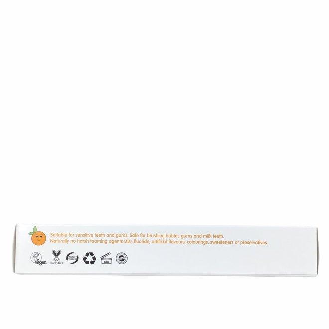 Organic Kids Mandarin Tandpasta - 50ml