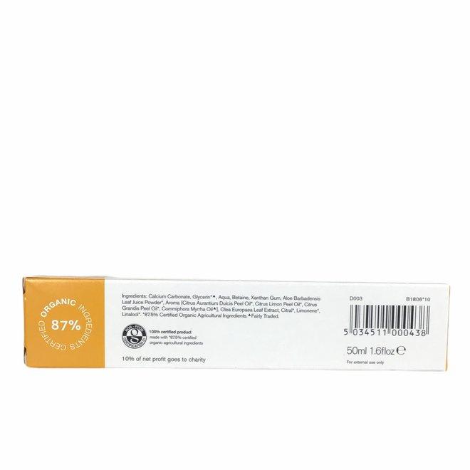 Citrus Tandpasta  - 50ml
