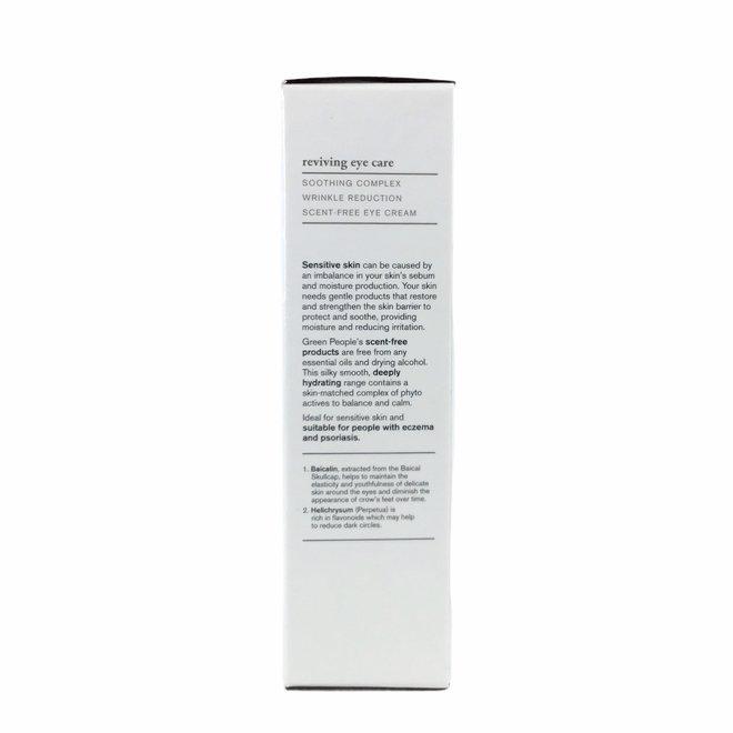 Neutrale Parfumvrije Oogcreme - 10ml