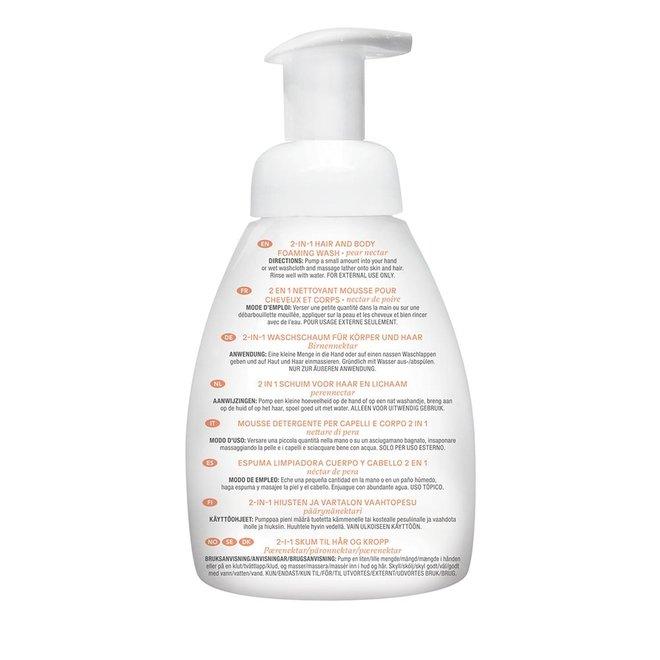 2-in-1 Baby Hair & Body Foaming Wash - Perennectar - 295ml