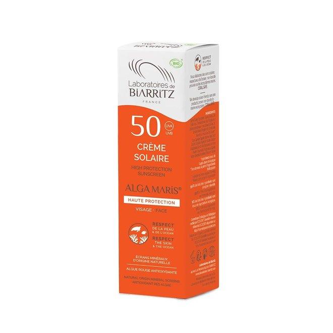 Zonnebrandcrème gezicht - SPF50 - 50ml
