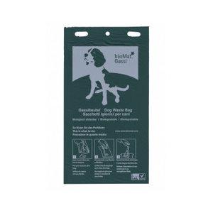 bioMat Composteerbare Hondenpoepzakjes - 100 stuks