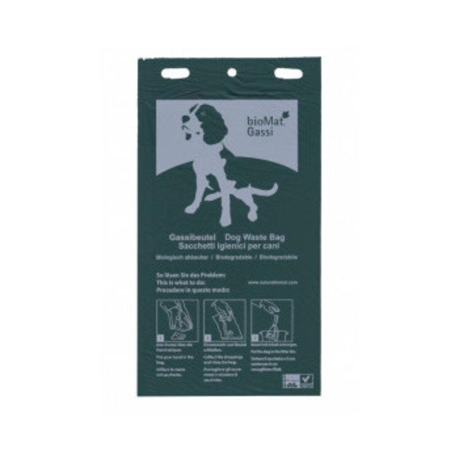 Composteerbare Hondenpoepzakjes - 100 stuks