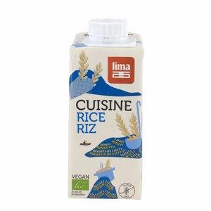 Lima Rijst Cuisine 200 ml-BIO