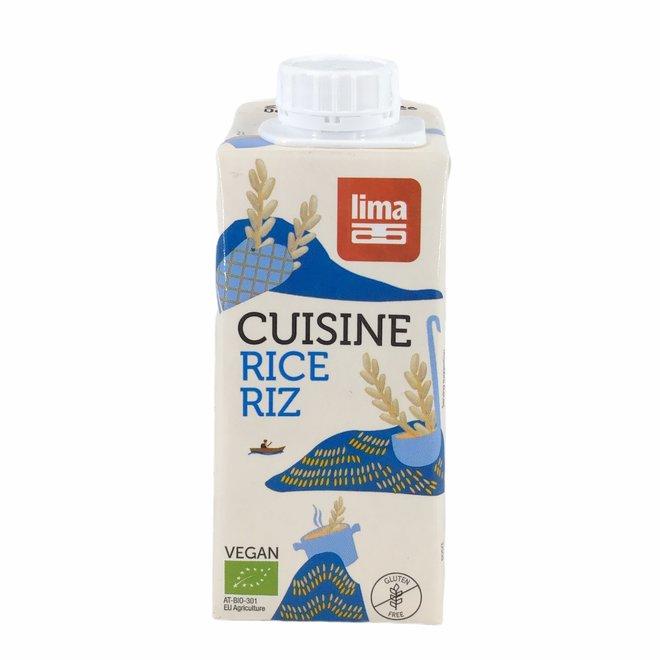 Rijst Cuisine 200 ml-BIO
