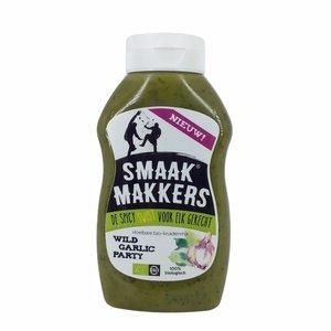 Smaakmakkers Wild Garlic Party - 260ml - BIO