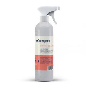 Ecopods Badkamerreiniger - Aluminium Fles 500ml + Gratis capsule