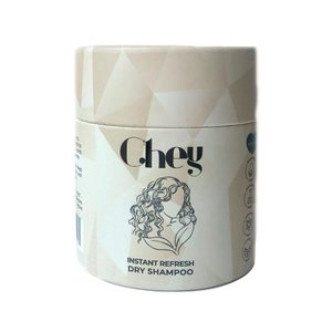 Chey Haircare Droog Shampoo - Voor alle haartypes - 56g