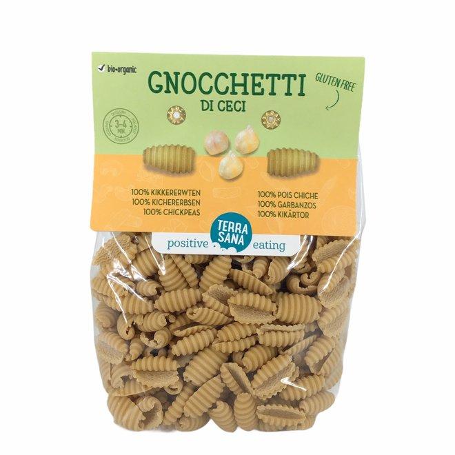Gnocchetti Pasta Kikkererwten 250g - BIO