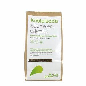 GreenHub Kristalsoda - 3x geconcentreerd - 1kg