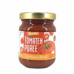 De Nieuwe Band Tomatenpuree - 100g - BIO
