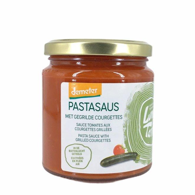 Pastasaus met gegrilde courgettes - 300g - BIO