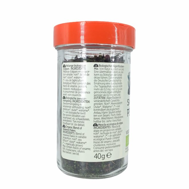 Salade du Pecheur zeewiervlokken 40g - BIO