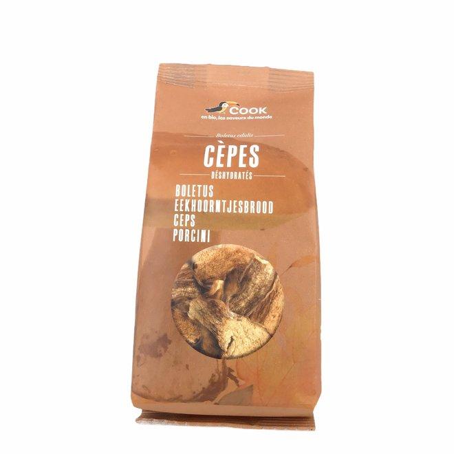 Eekhoorntjesbrood (gedroogd) - 20g - BIO