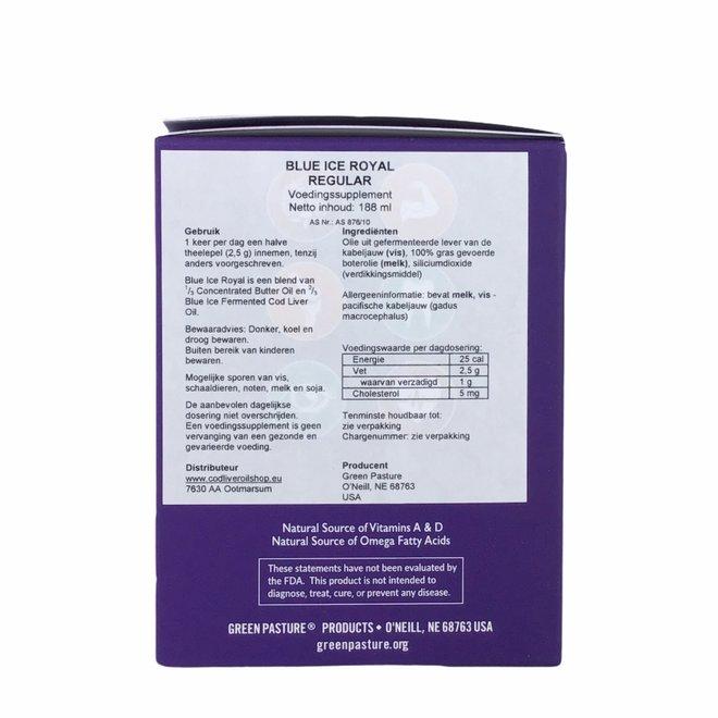 Levertraan & Boterolie - Gel - 188ml