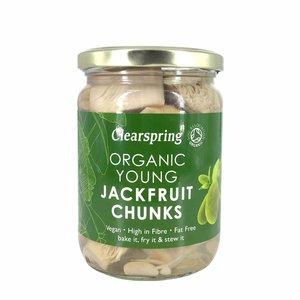 Clearspring Jonge Jackfruit in Pekel - 500g - BIO