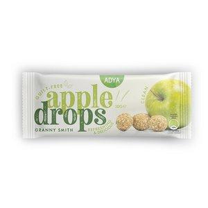Adya Apple Drops - Granny Smith - 3 stuks - 30g