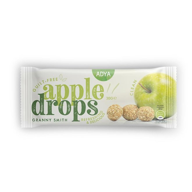 Apple Drops - Granny Smith - 3 stuks - 30g
