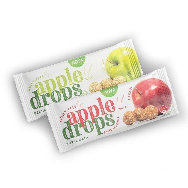 Apple Drops - Granny Smith - 3 st - 30g - BIO
