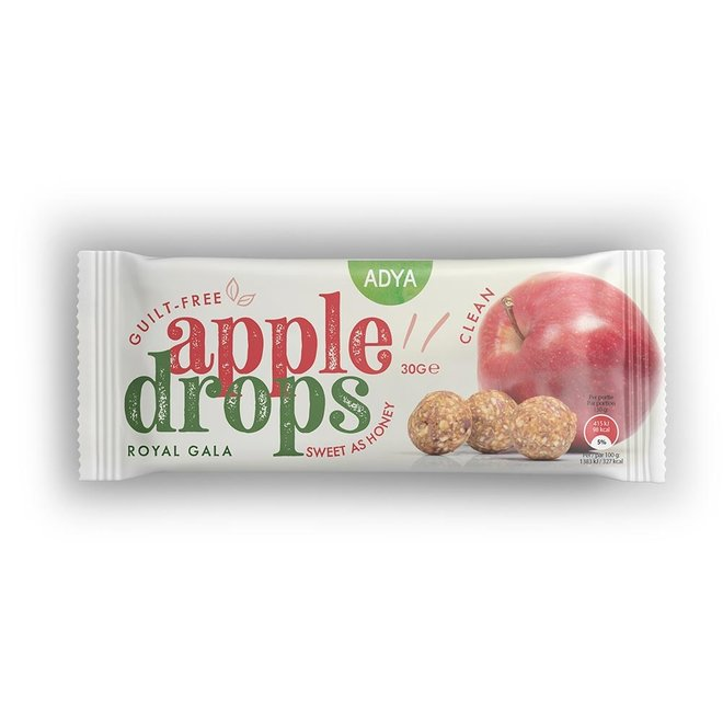 Apple Drops - Royal Gala - 3 stuks - 30g