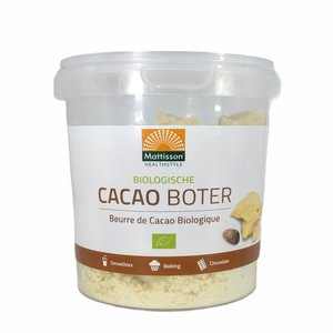 Mattisson Cacaoboter - 300g - BIO