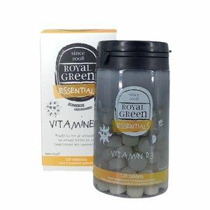Royal Green Vitamine D3 - 120 tabletten