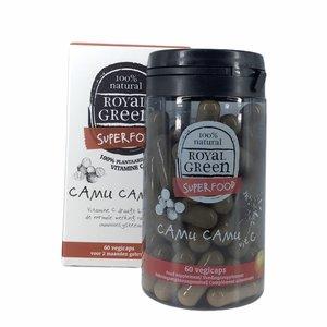 Royal Green Camu Camu - Vitamine C - 60 vegicaps